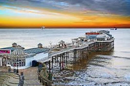 Cromer, norfolk, beach, relax
